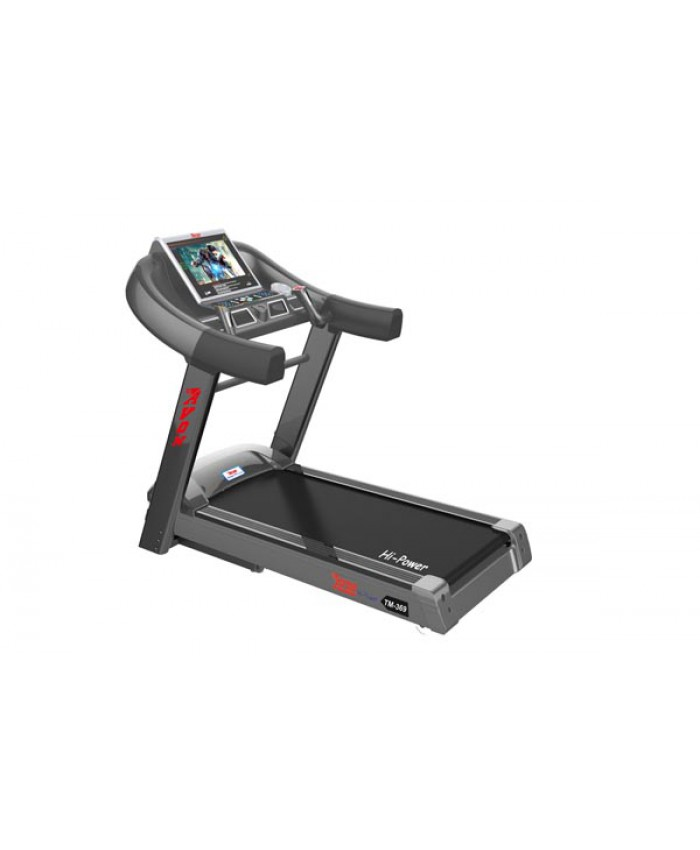 SEMI COMMERCIAL MOTORISED A.C. TREADMILL  369