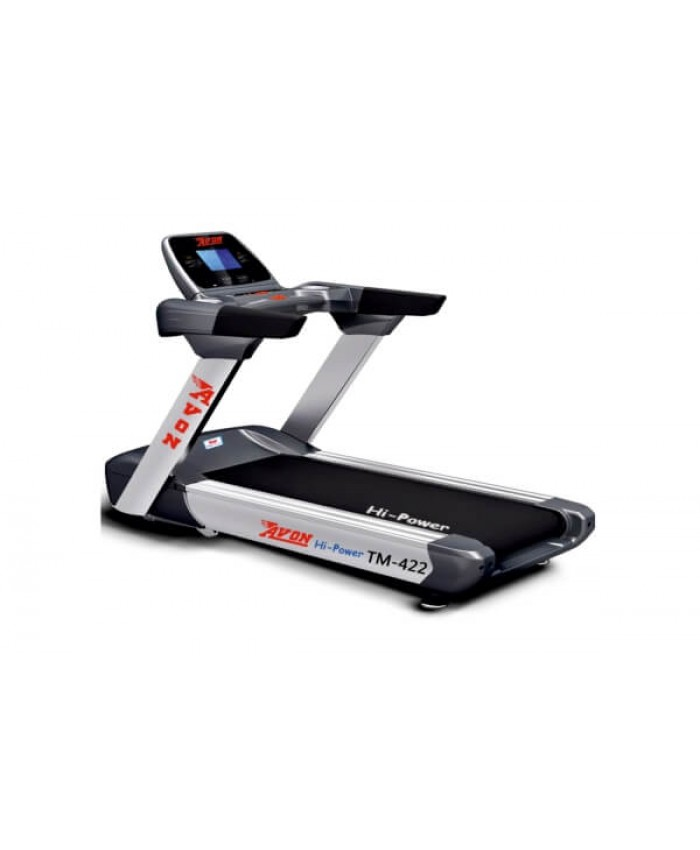 COMMERCIAL MOTORISED A.C. TREADMILL  422