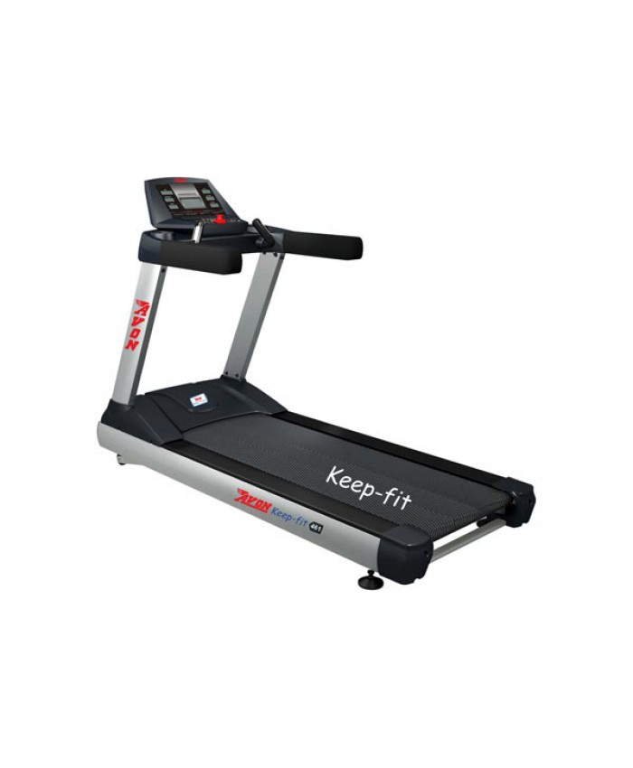 COMMERCIAL MOTORISED A.C. TREADMILL  461