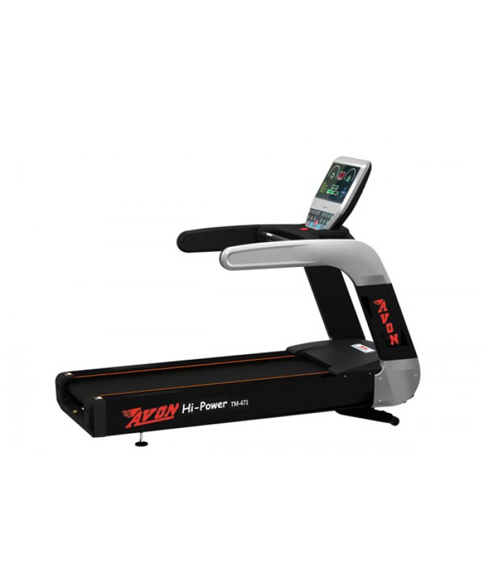 COMMERCIAL MOTORISED A.C. TREADMILL  471