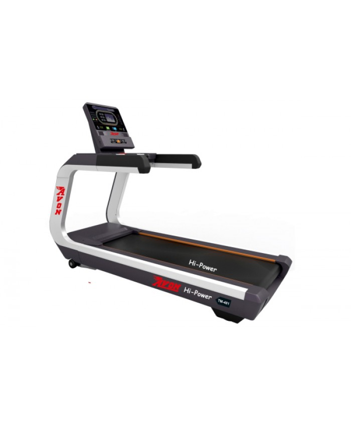 COMMERCIAL MOTORISED A.C. TREADMILL  480