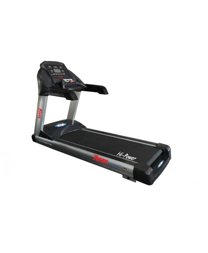 LUXURY COMMERCIAL MOTORISED A.C. TREADMILL 495