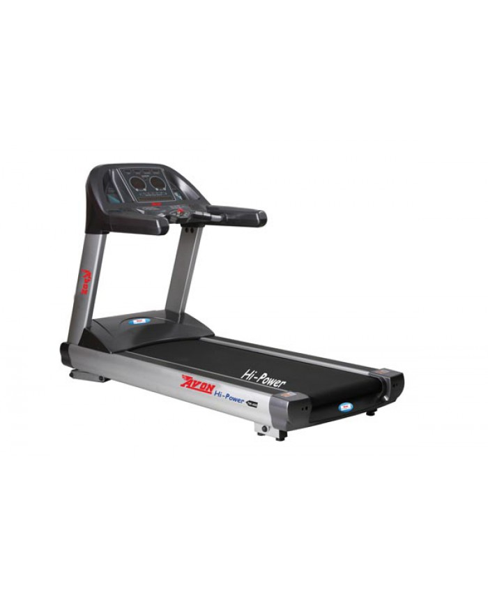 LUXURY COMMERCIAL MOTORISED A.C. TREADMILL 498