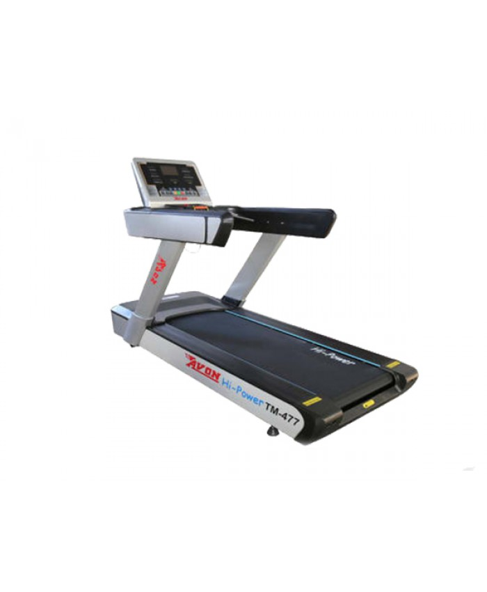 COMMERCIAL MOTORISED A.C. TREADMILL  477