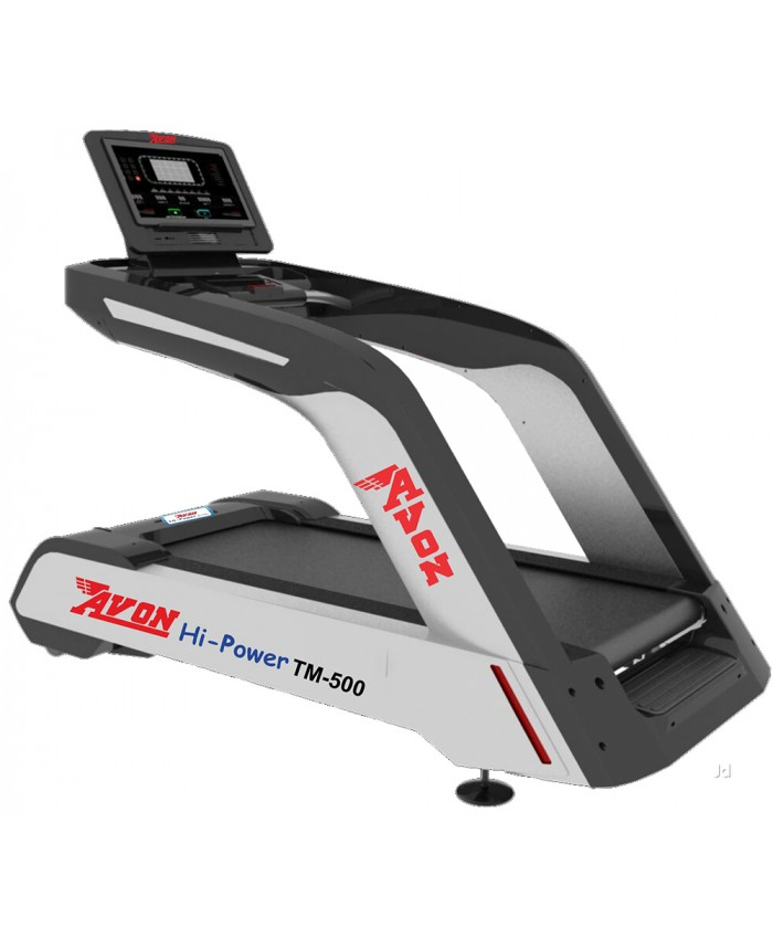 COMMERCIAL MOTORISED A.C. TREADMILL  TM-500